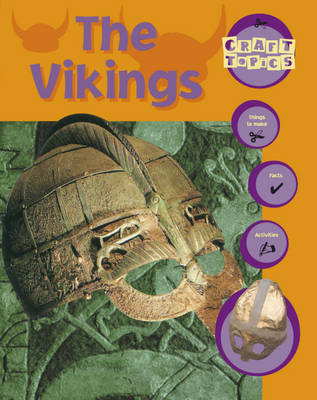 The Vikings by Rachel Wright