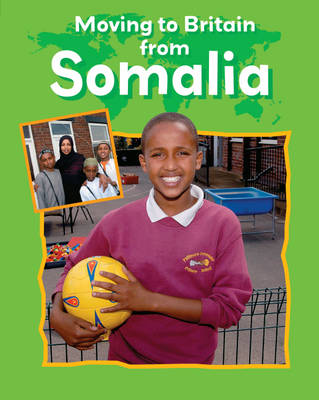 Somalia by Cath Senker