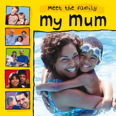 My Mum by Mary Auld