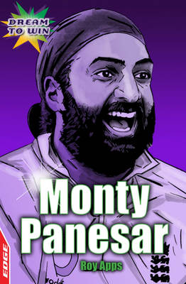 Monty Panesar by Roy Apps