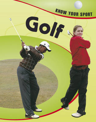 Golf by Clive Gifford, Rita Storey