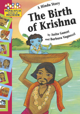 A Hindu Story The Birth of Krishna by Anita Ganeri