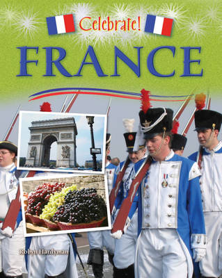 France by Robyn Hardyman