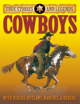 Cowboys by Jim Pipe