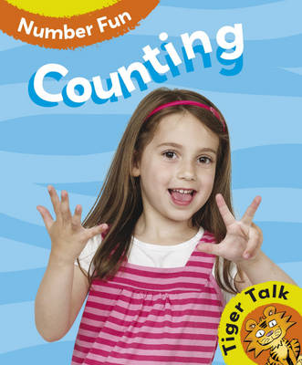 Number Fun Counting by Karina Law, Leon Read