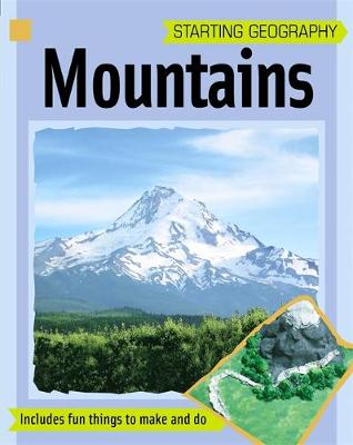 Mountains by Sally Hewitt