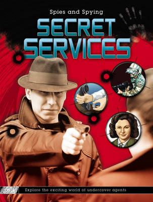 Secret Services by Anne Rooney
