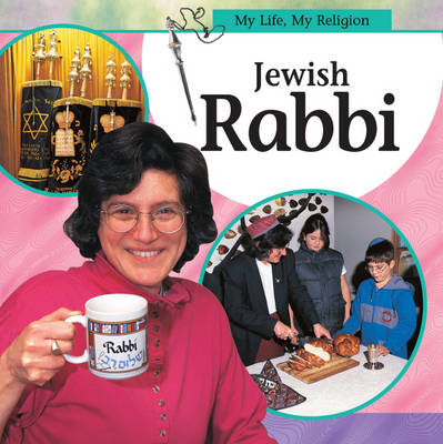 Jewish Rabbi by Mandy Ross