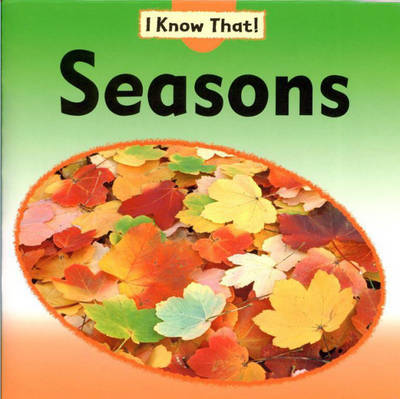 Seasons by Claire Llewellyn