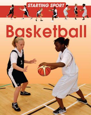 Basketball by Rebecca Hunter