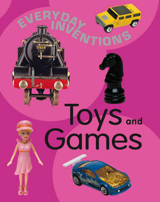 Toys and Games by Jane Bidder