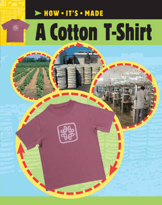 A Cotton T-shirt by Sarah Ridley