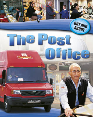 The Post Office by Susan Barraclough