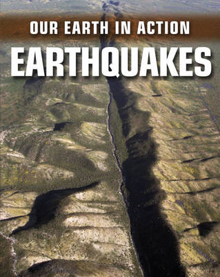 Earthquakes by Chris Oxlade