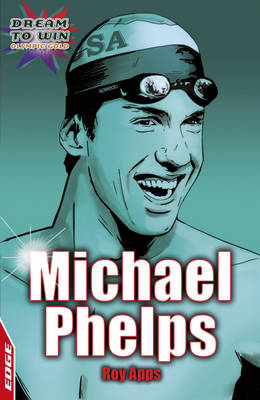 Michael Phelps by Roy Apps