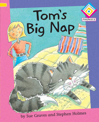Tom's Big Nap by Sue Graves