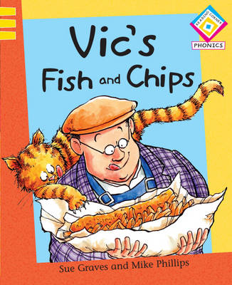 Vic's Fish and Chips by Sue Graves