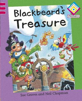 Blackbeard's Treasure by Sue Graves