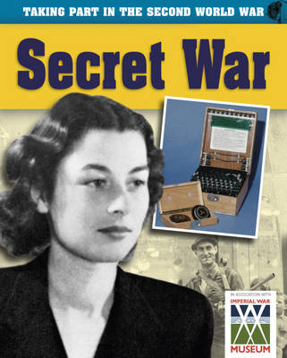 Secret War by Ann Kramer