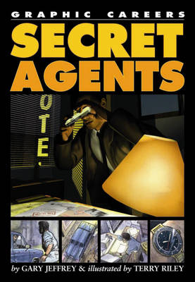 Secret Agents by Gary Jeffrey
