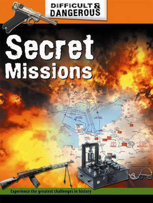 Secret Missions by Alex Brown