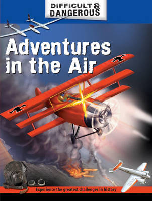 Adventures in the Air by Simon Lewis