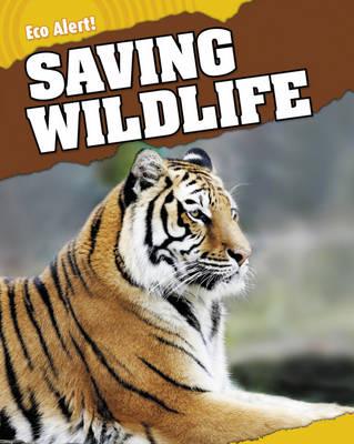 Saving Wildlife by Rebecca Hunter, Jillian Powell