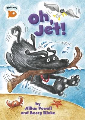 Oh, Jet! by Jillian Powell