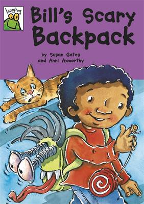 Bill's Scary Backpack by Susan Gates