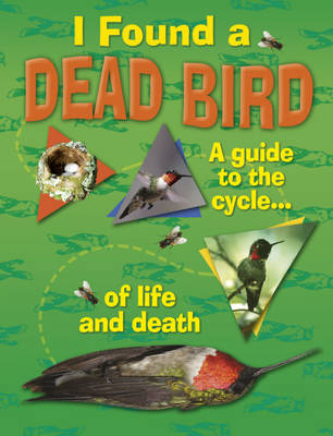 I Found a Dead Bird A Guide the the Cycle of Life and Death by Jan Thornhill