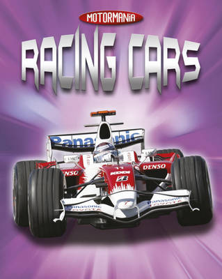 Racing Cars by Penny Worms
