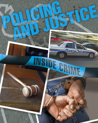 Policing and Justice by Dirk Flint