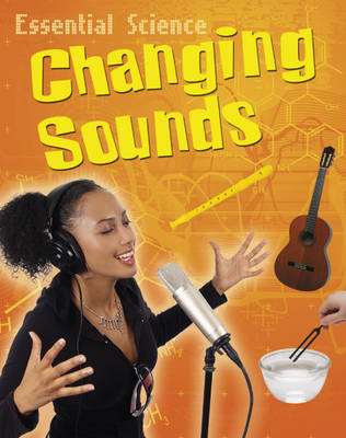 Changing Sounds by Peter Riley