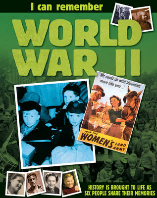 World War II by Sally Hewitt