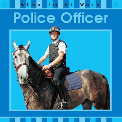 Police Officer by Susan Barraclough