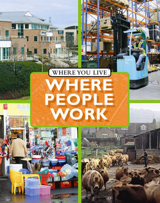 Where People Work by Ruth Nason
