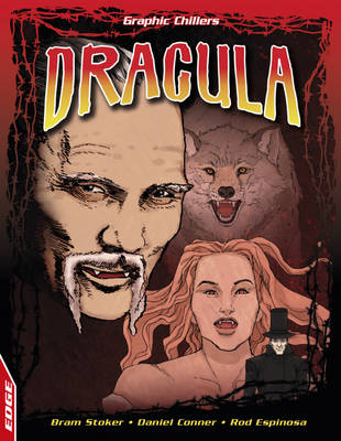 Dracula by Bram Stoker, Daniel Connor