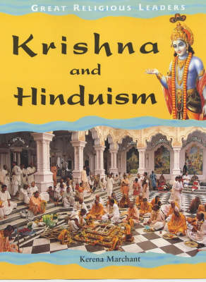 Krishna and Hinduism by Kerena Marchant