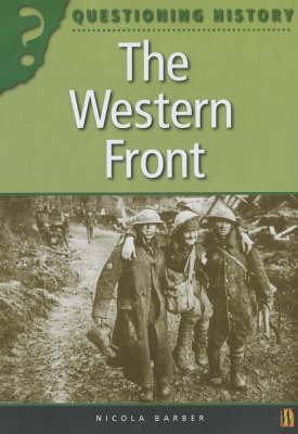 The Western Front by Nicola Barber