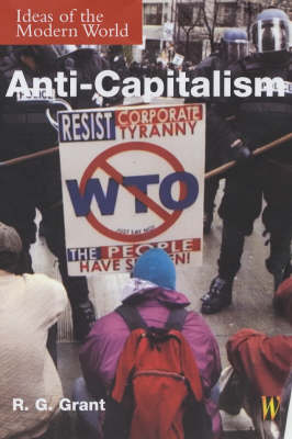 Anti-capitalism by Reg Grant