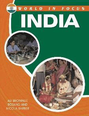 India by Nicola Barber, Ali Brownlie Bojang