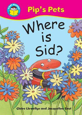 Where is Sid? by Claire Llewellyn