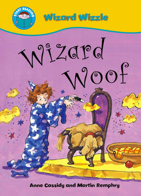 Wizard Woof by Anne Cassidy