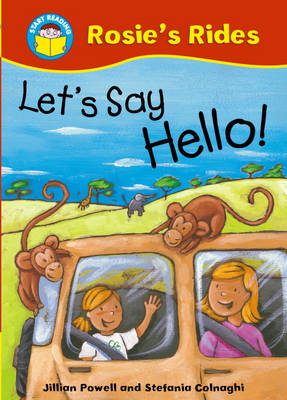 Let's Say Hello! by James Carter, Jillian Powell