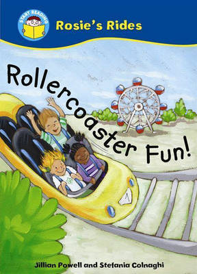 Rollercoaster Fun! by Pippa Goodhart, Jillian Powell