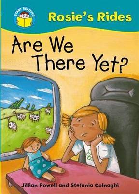 Are We There Yet? by Jillian Powell, Pippa Goodhart