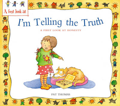 A First Look at: Honesty: I'm Telling the Truth by Pat Thomas