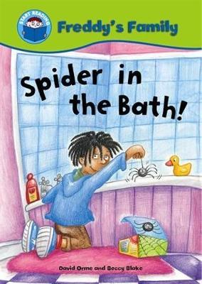 Spider in the Bath! by David Orme