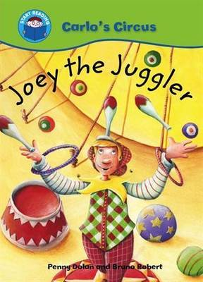 Joey the Juggler by Penny Dolan