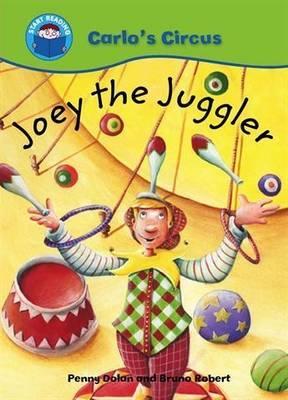 Joey the Juggler by Penny Dolan